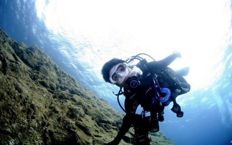 Dive course & Dive tour